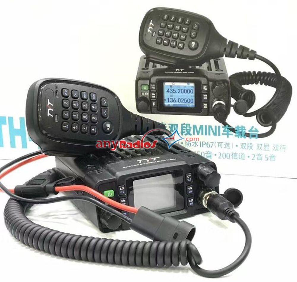 Tytera TH-8600 UHF VHF Dual Band Vehicle Mobile Base Radio
