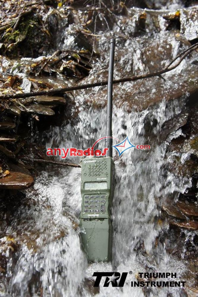 HARRIS PRC-152UV APRS Multiband Triumph Instrument Radio Military
