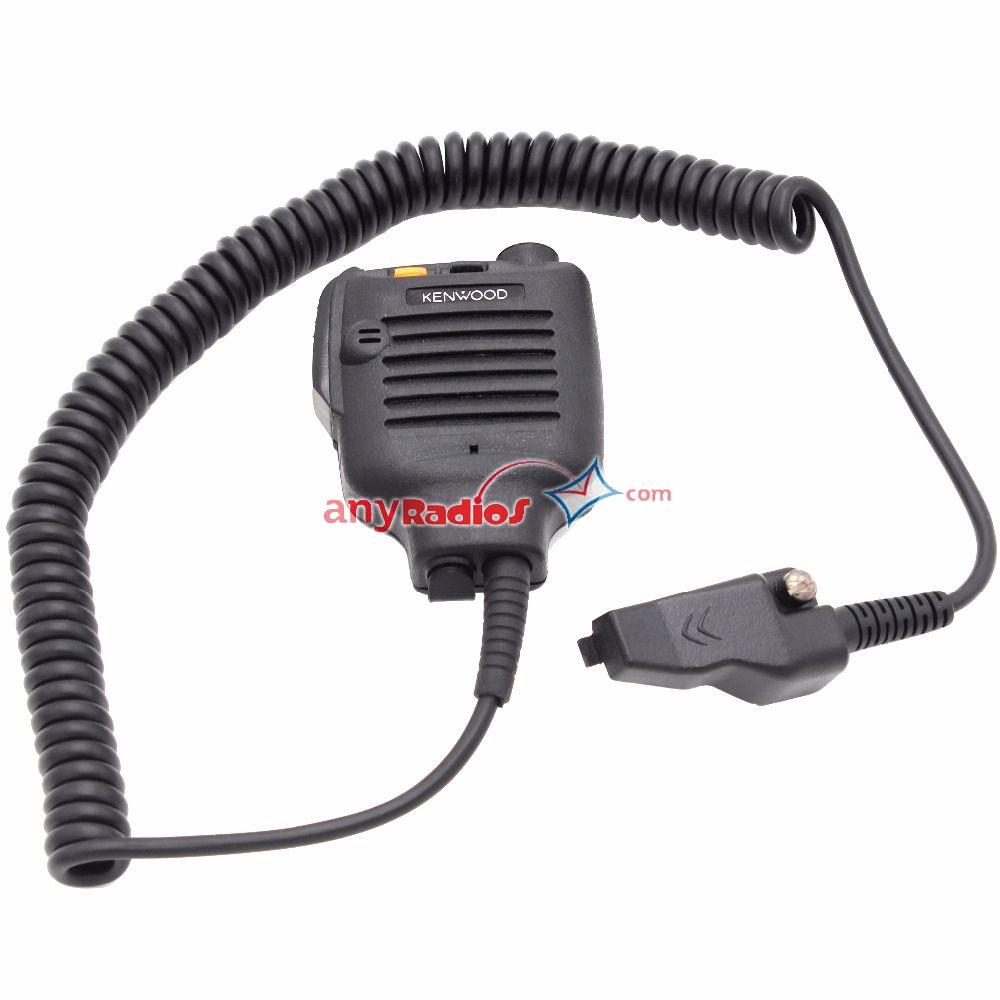 KMC-25 SPEAKER Mic For Kenwood TK380 TK480 TK3260 TK5210 TK5310 TK2180 RADIO
