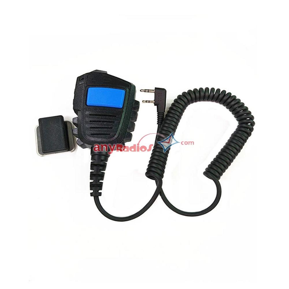 Kenwood Remote Speaker Mic for TK-2160 TK-370 TK-3402 TK-2312 - Walkie  Talkie Two Way Radio PTT Phone