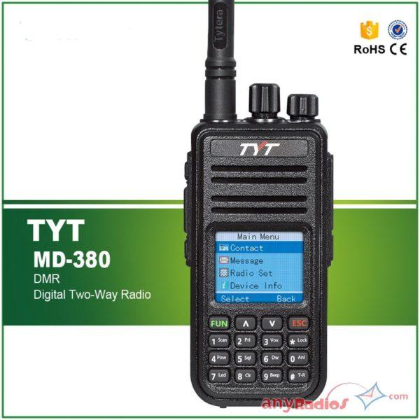 md-380 vhf