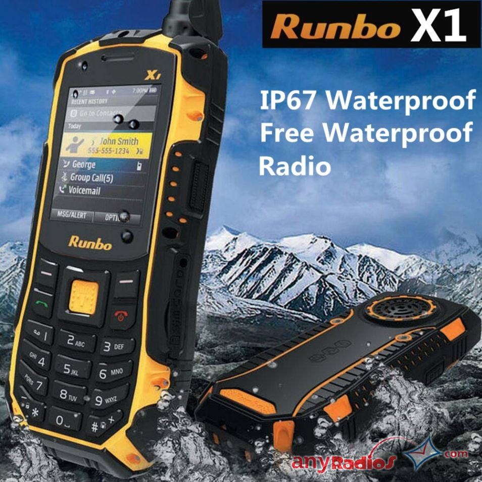 X1 Photos Mobile App >> Runbo X1 Mobile Phone VHF 136-172MHz Walkie Talkie ...