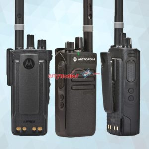 Motorola XPR3300 MotoTRBO XPR 3300 Digital UHF VHF Two Way Radio