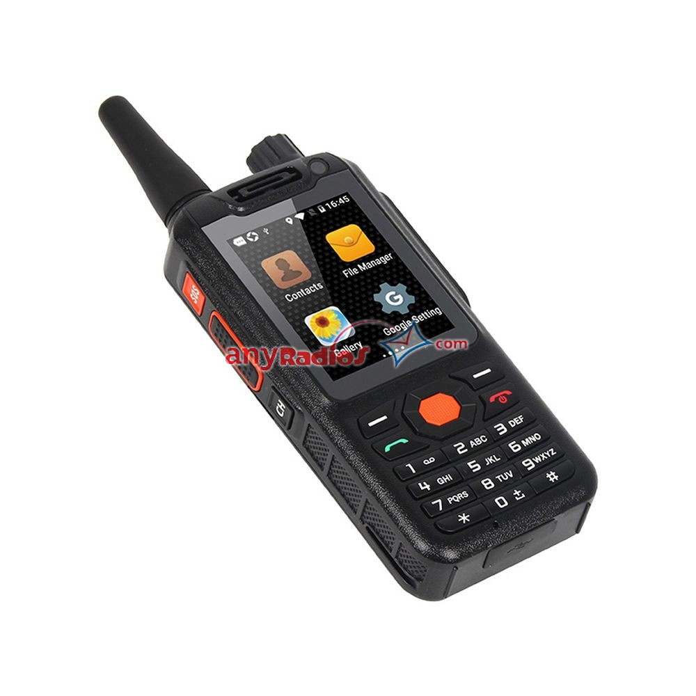 Frs For Sale >> F25 4G Android Network Zello Radio Phone - Walkie Talkie Two Way Radio PTT Phone