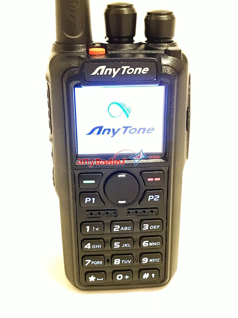 Anytone AT-D868UV GPS Dual Band DMR Walkie Talkie