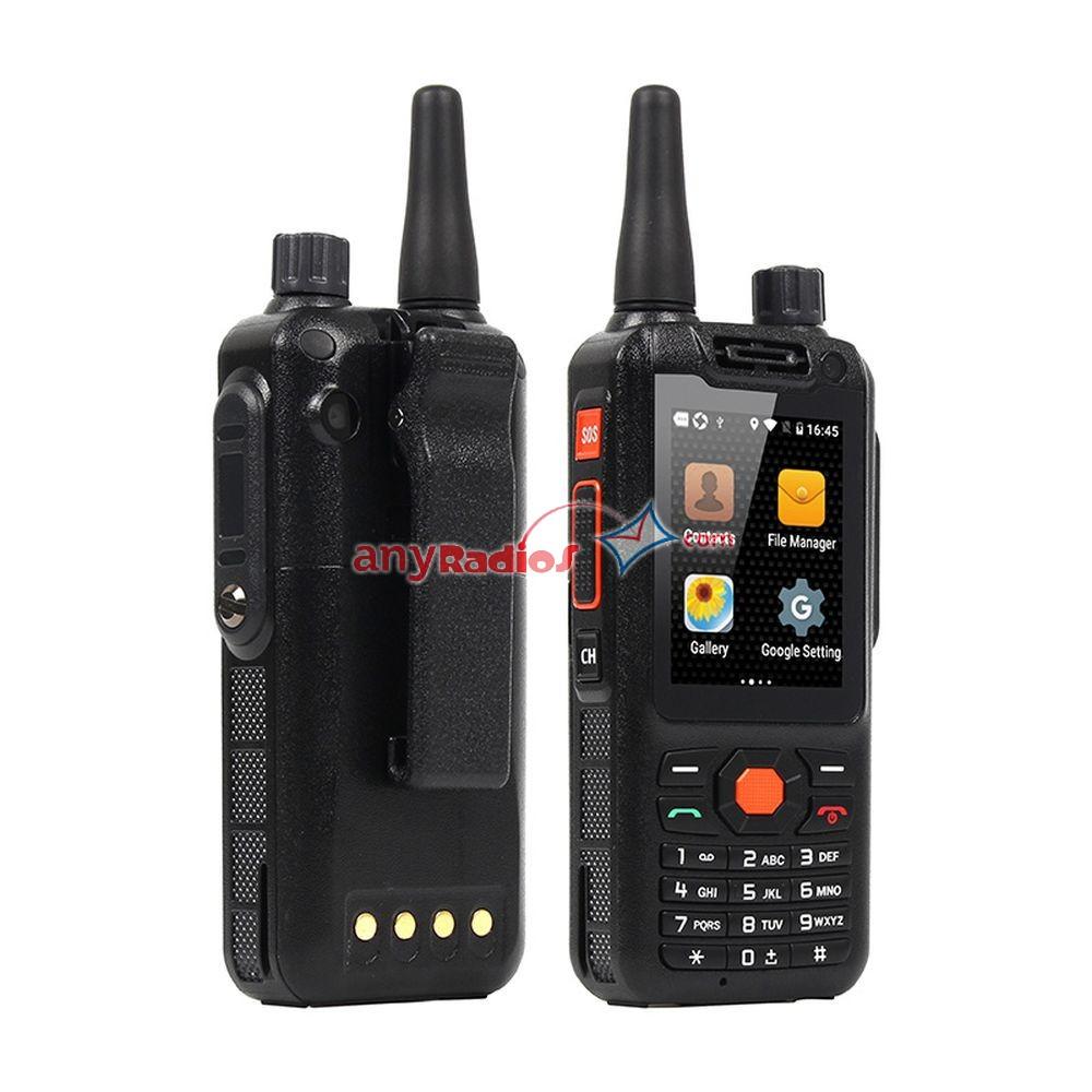 Radio: F25 4G Android Network Zello Radio Phone