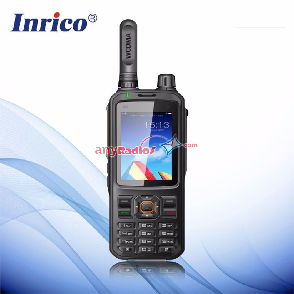 Inrico T320 4g Zello Mobile Public Network Radio Phone