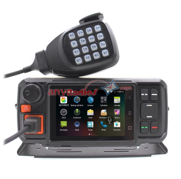 Senhaix N60 Android Vehicle Phone Gsm Wcdma Ptt Network