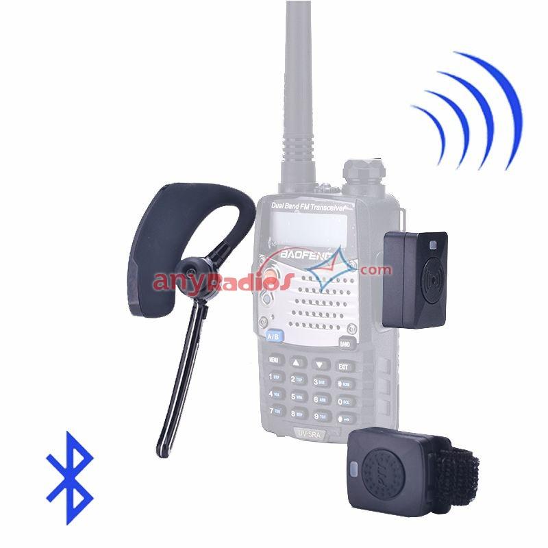 2018 Update V4.0 Hands-free Bluetooth Walkie Talkie