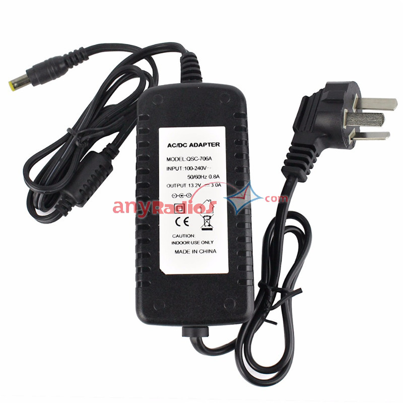 Six-Way Battery Charger Universal Gang Rapid Charger with Power Adapter for Motorola GP320//340//GP328//338//GP360//380//EP5150//PTX760//960