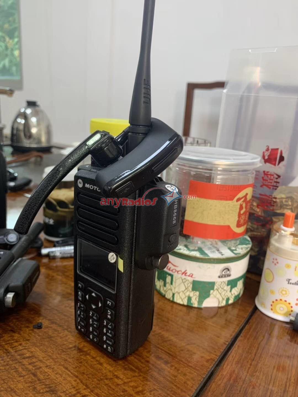 f8ccf7405c4 Newest Motorola P8668 Bluetooth Headset for Motorola Two Way Radio ...