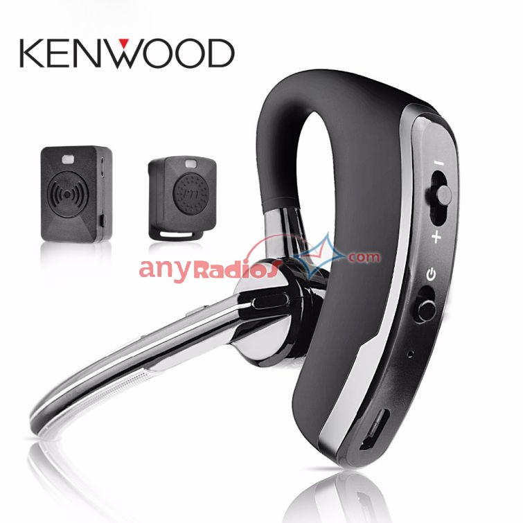 Kenwood Tyt Anytone Baofeng Wouxun Radio Ptt Bluetooth Headset Walkie Talkie Two Way Radio Ptt Phone