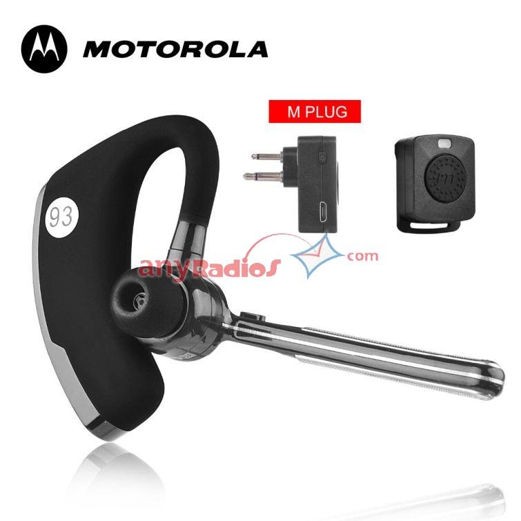 Walkie Talkie Wireless Bluetooth Earphone M Interface For Motorola Ep450 Etc Walkie Talkie Two Way Radio Ptt Phone