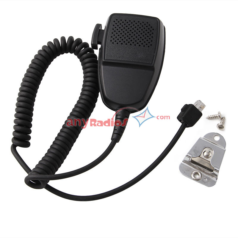 Motorola GM300 GM338 CDM750 GM950 Mobile Radio 8 pin Microphone