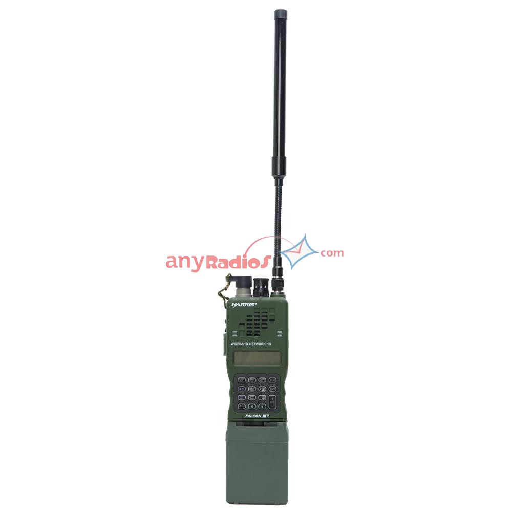 New TNC Dual Band Foldable Tactical Antenna for PRC-152 PRC-148 etc