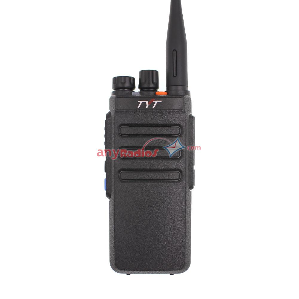 TYT MD730 DMR UHF VHF MD-730 Dual Band Digital Two Way Radio