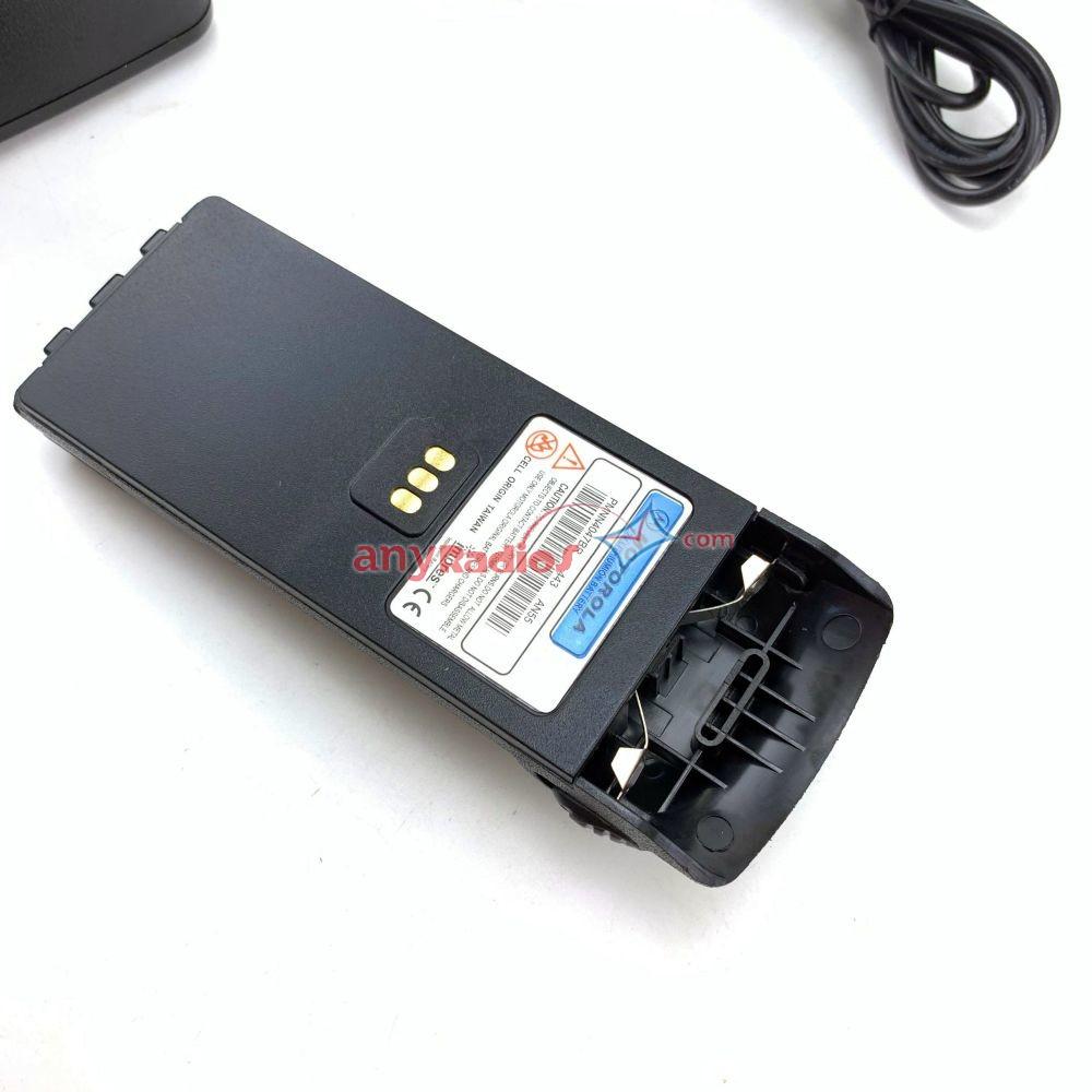 Motorola 7.2V 1800mAh Two-way Radio Li-ion Battery For MTP700 MTP750 Walkie Talkie